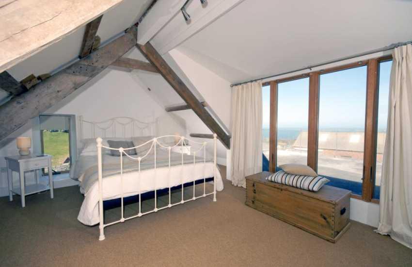 Pembrokeshire National Park penthouse for rent - sleeps 4