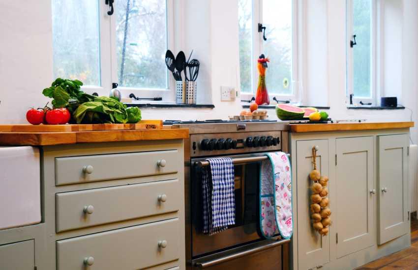 Holiday cottage Snowdonia - kitchen
