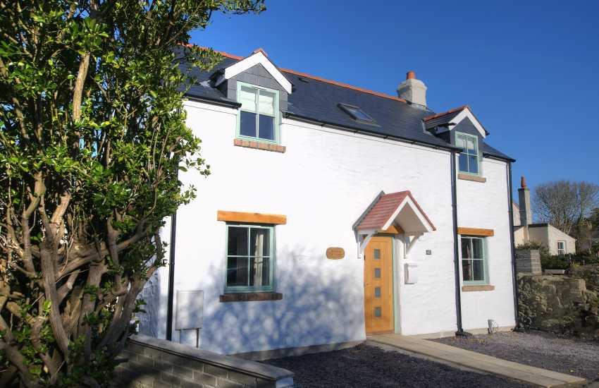 St Davids holiday cottage - exterior