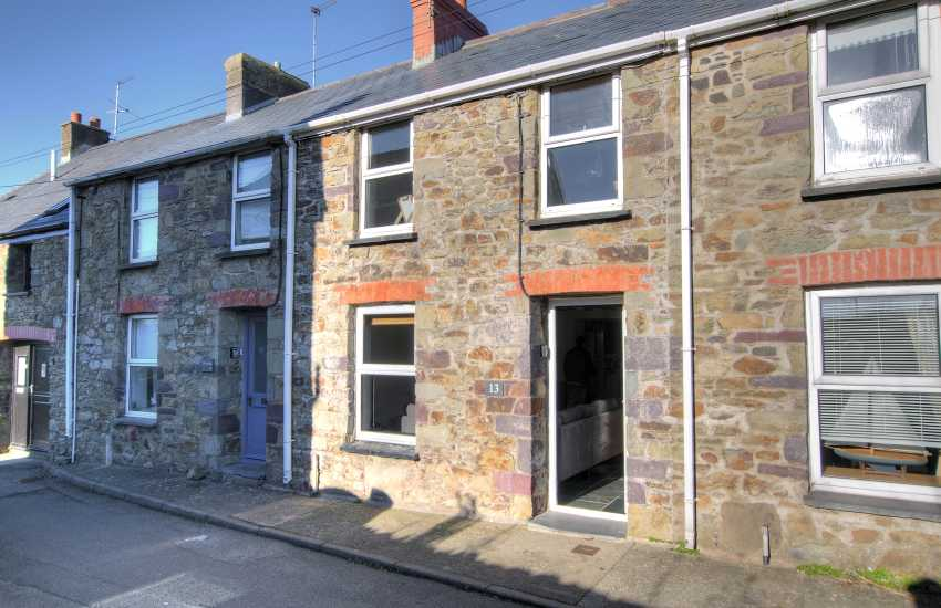 Holiday cottage St Davids - exterior