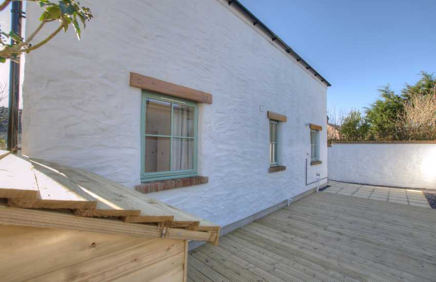 North Pembrokeshire cottage holiday - exterior