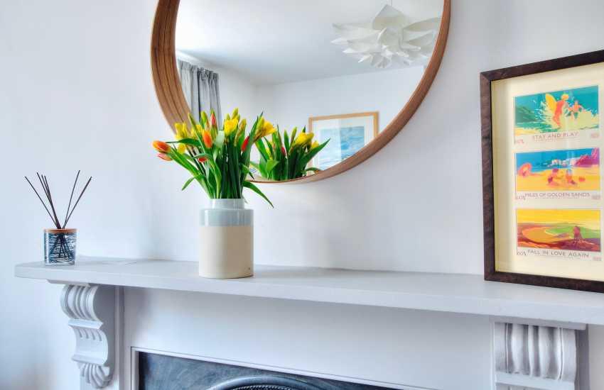 Luxury holiday cottage Pembrokeshire - lounge