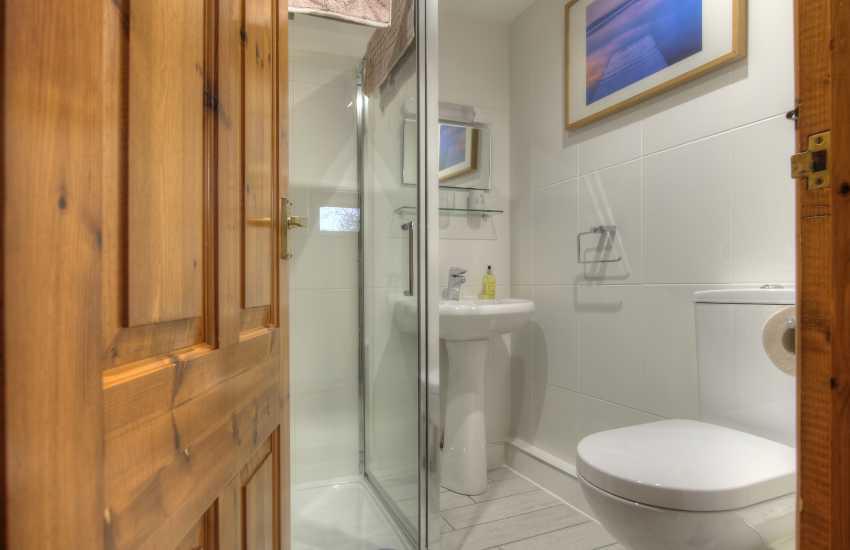 Holiday cottage Crickhowell -  shower room