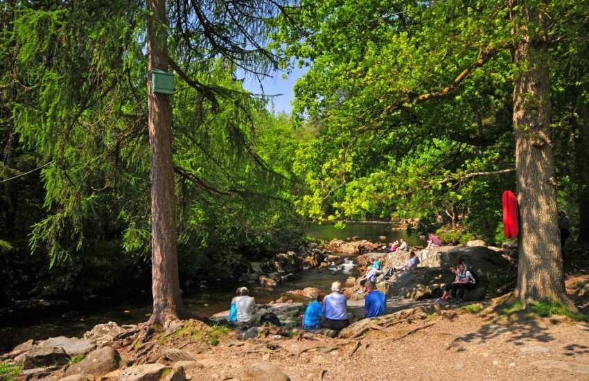 Gateway to Snowdonia Betws y Coed
