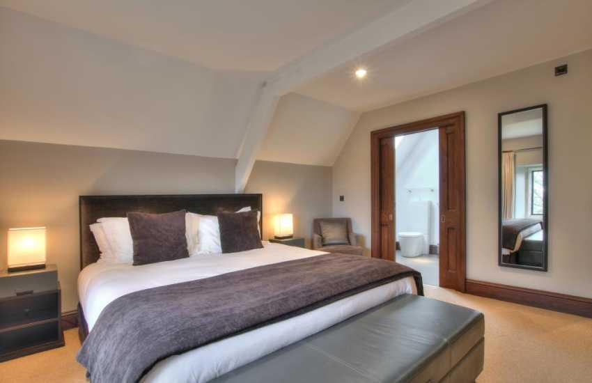 Tree tops double room