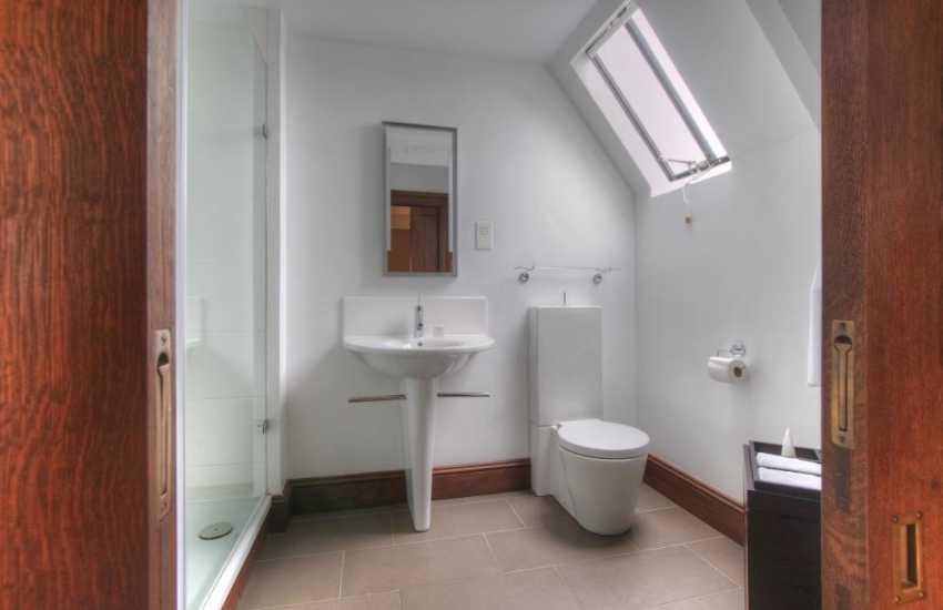 Ravens shower room