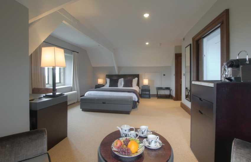 Ravens double bedroom