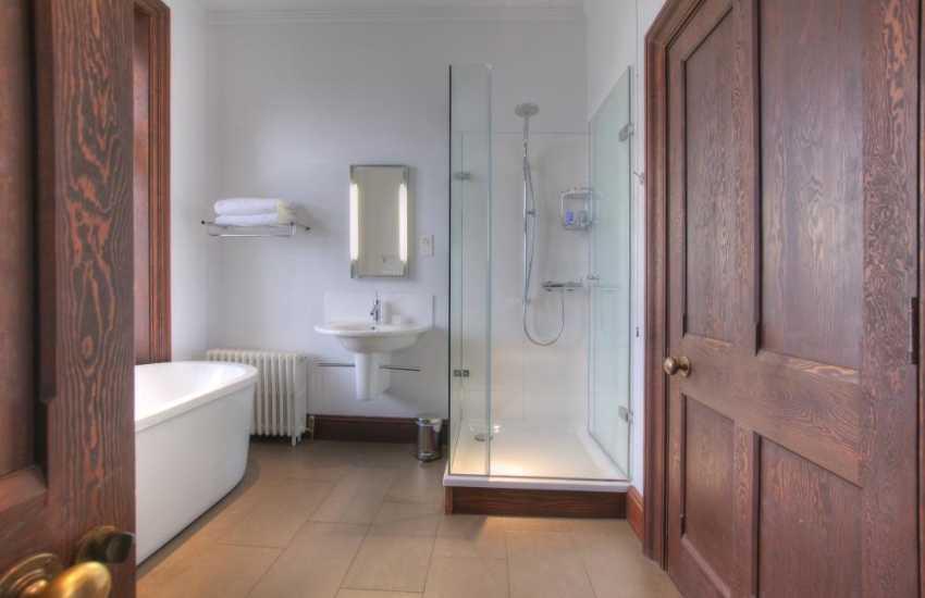 Moorland bathroom