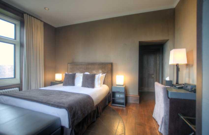 Moorland double bedroom