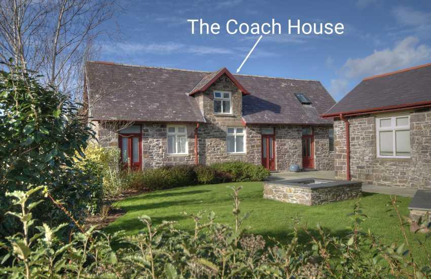 The Coach house exterior