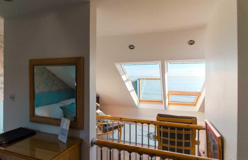 Langland bay holiday home - bedroom