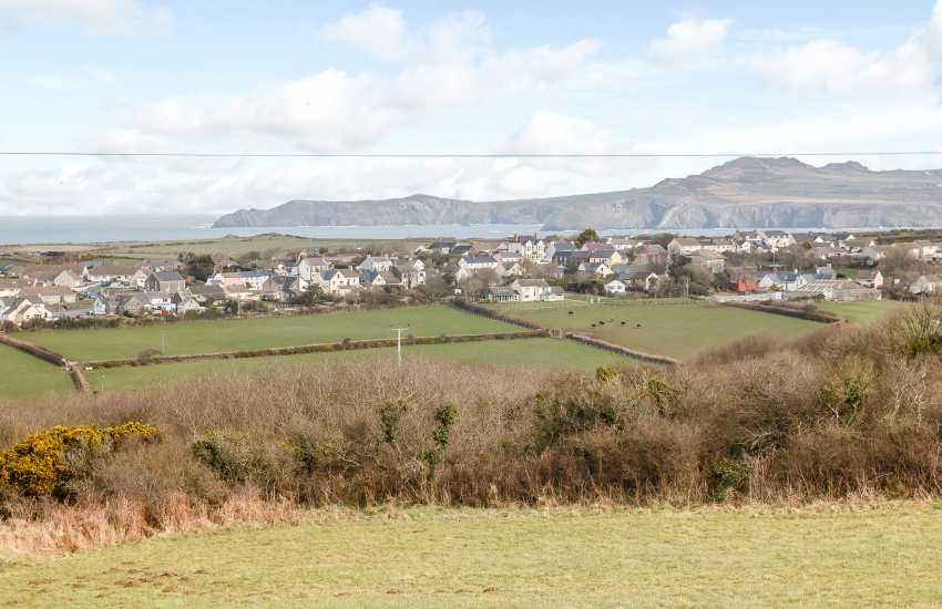 Coastal views of north Pembrokeshire