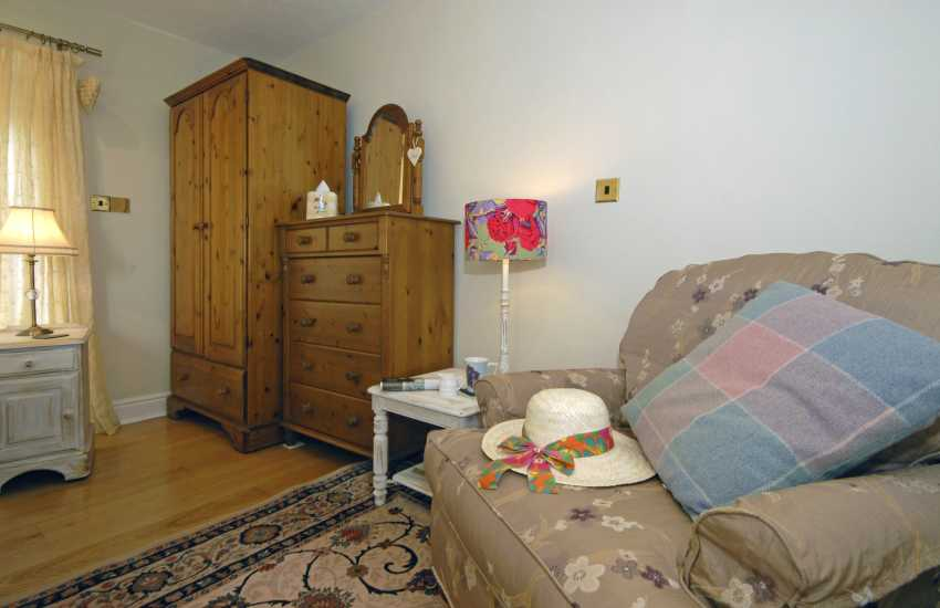 Holiday cottage on the North Pembrokeshire coast