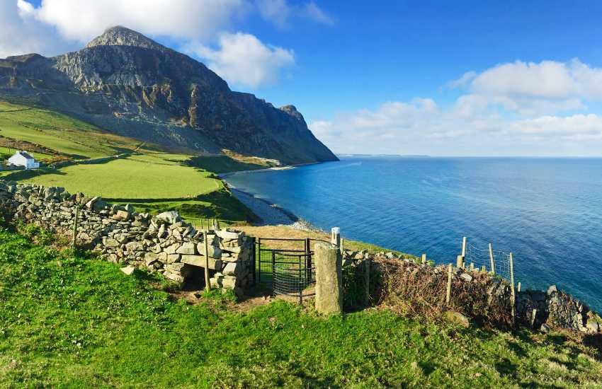 Coastal walk 15 min from Pen Hendre