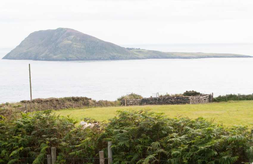 Take a day trip to Bardsey Island from Aberdaron
