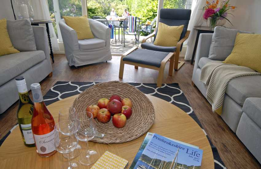 Pet friendly holiday cottage Manorbier