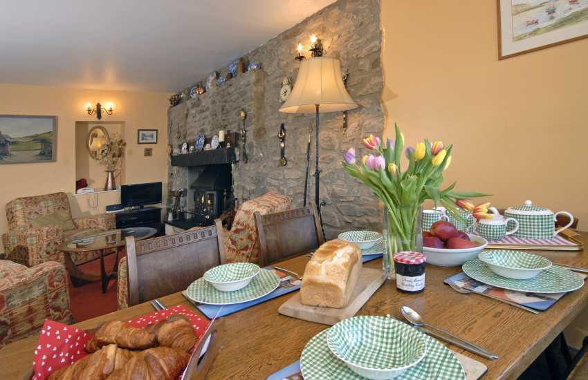 Maes y Ffynnon cottage Solva