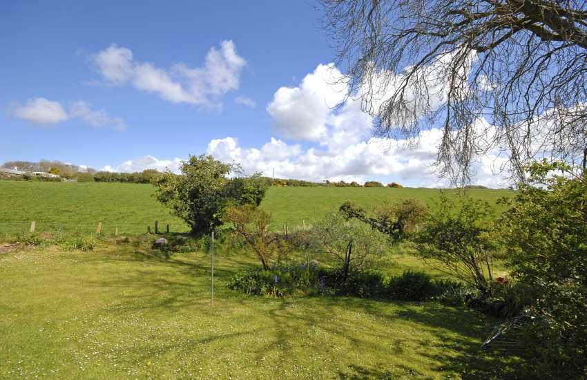 Gardens at Maes y Ffynnon