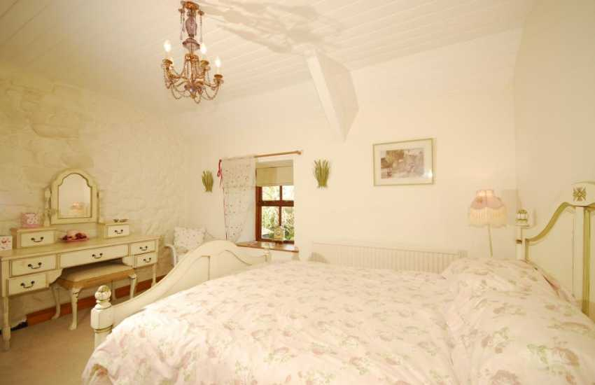 Bedroom of Welsh holiday house - Pwllheli