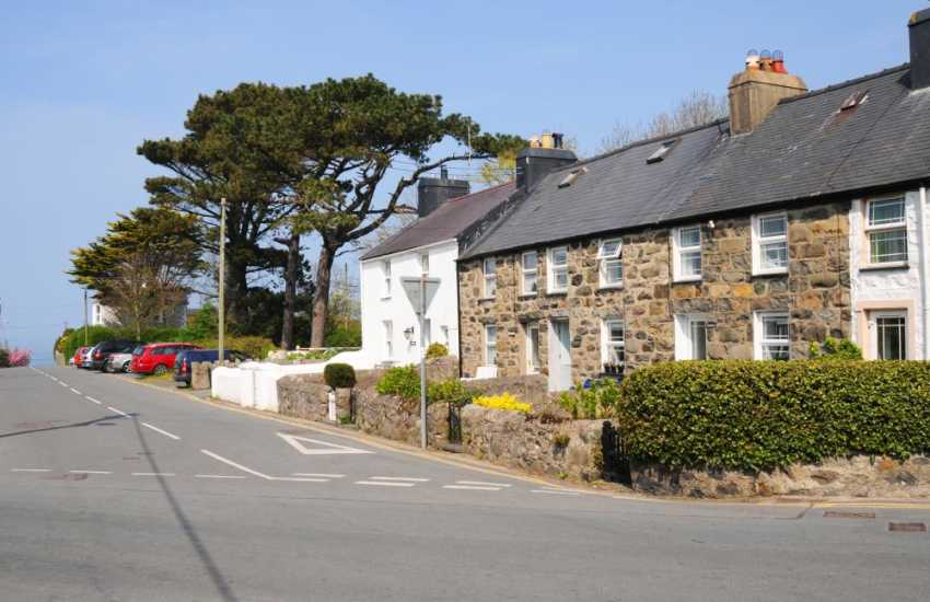 Cottage 2 minutes from the beach in Morfa Nefyn