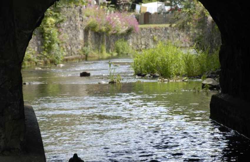 The Solva River