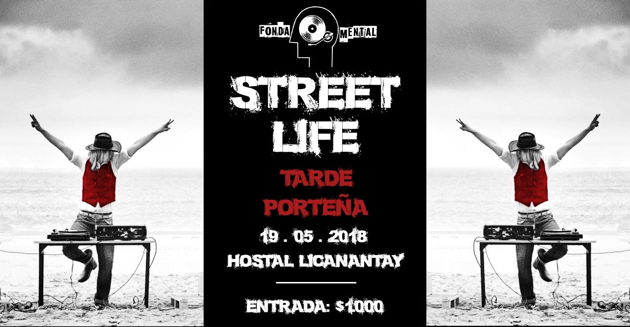 Street life valpo