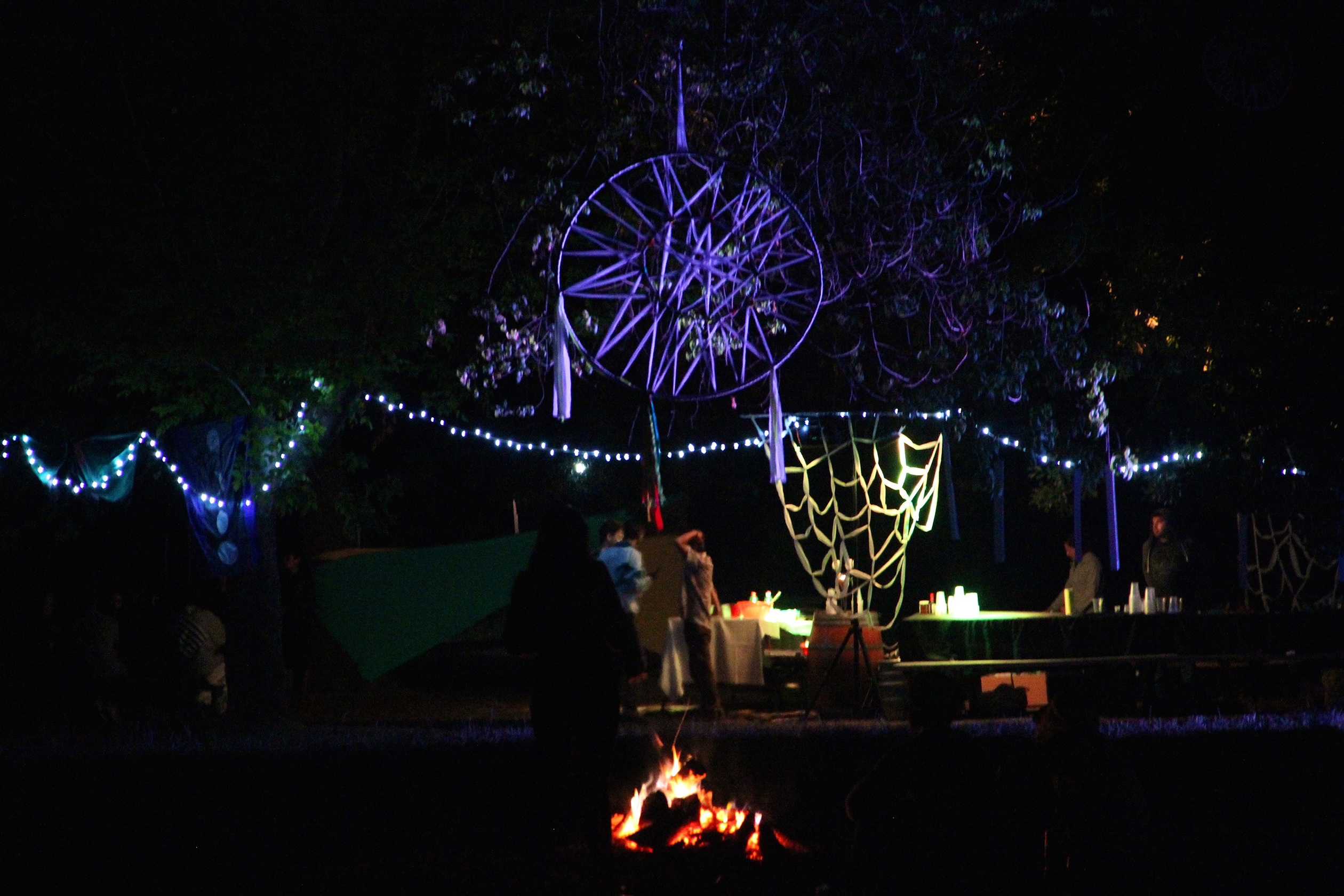 In the woods for love min14