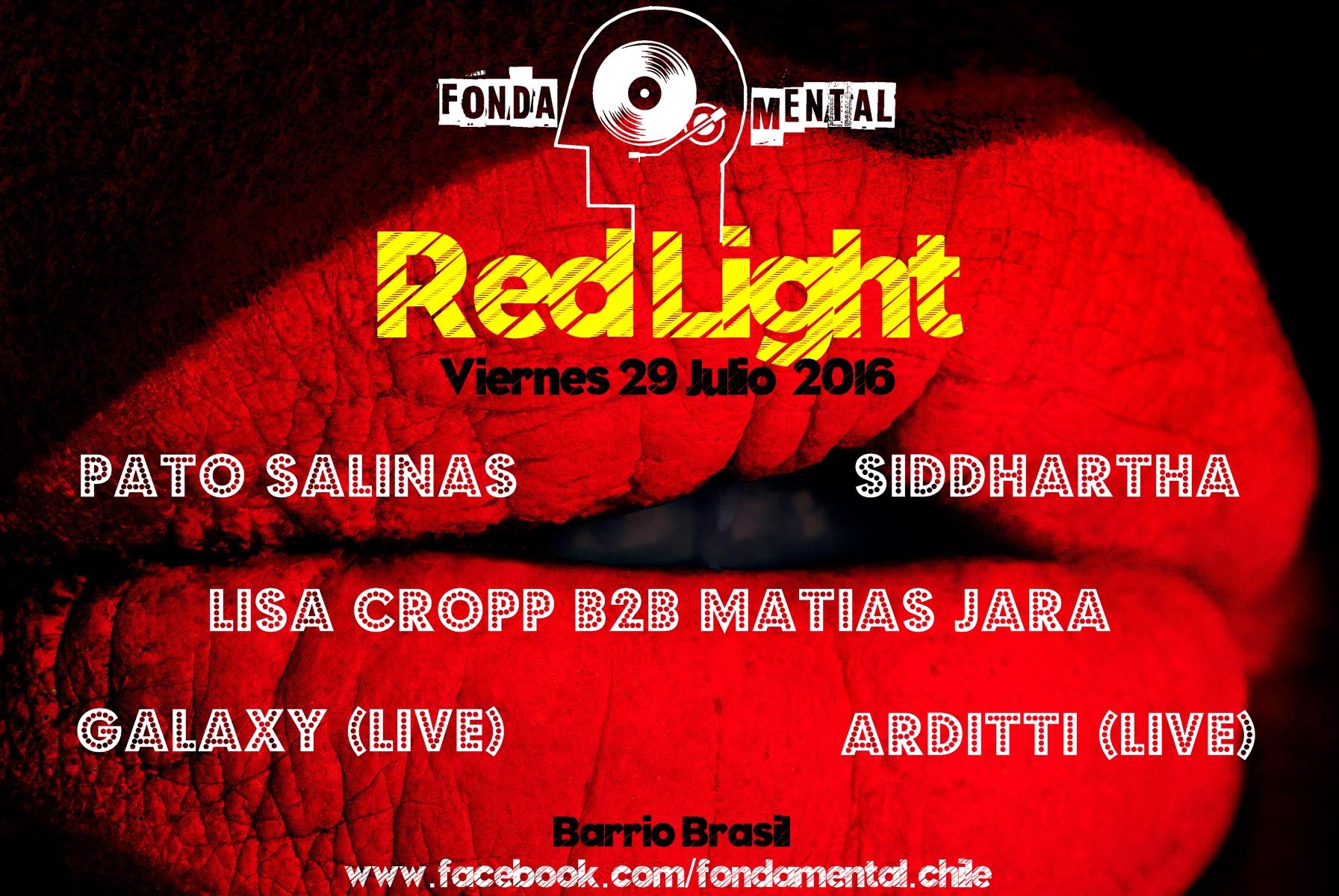 Lineredlight