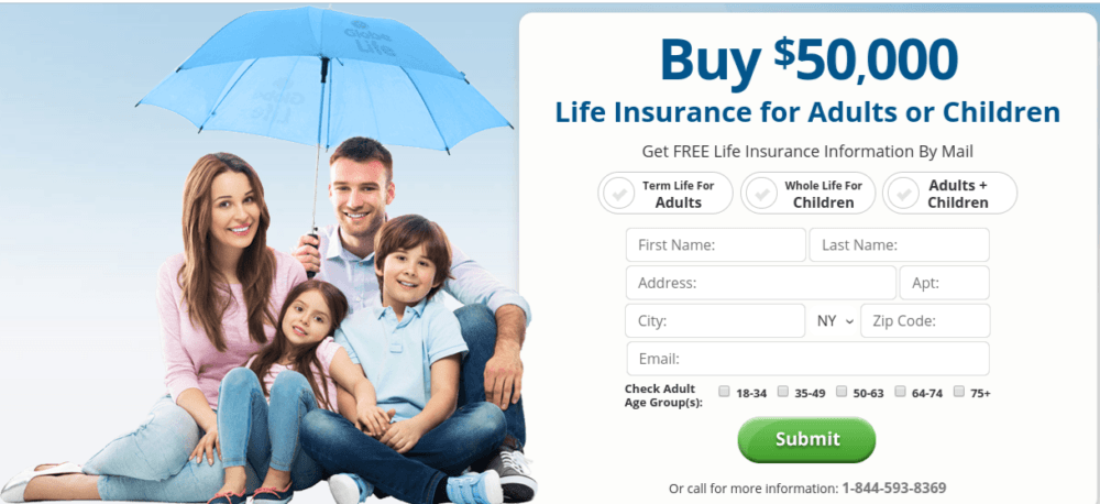 地球生命 Insurance Website Online Quote