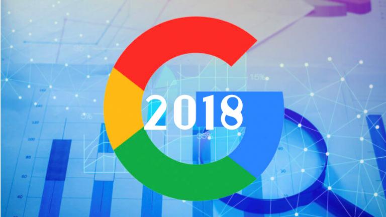 Googlen päivitykset 2018
