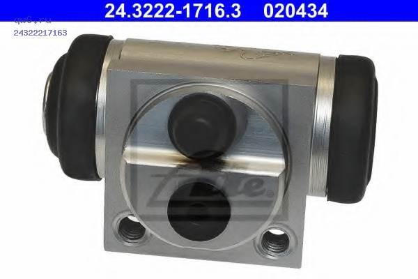 Фото запчасти Цилиндр колесный тормозной 24.3222-1716.3