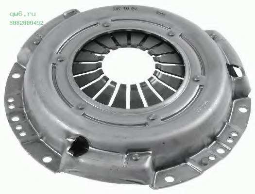 Фото запчасти Нажимной диск сцепления Mazda 3 (BK) 1.4-1.6 (03-09)
