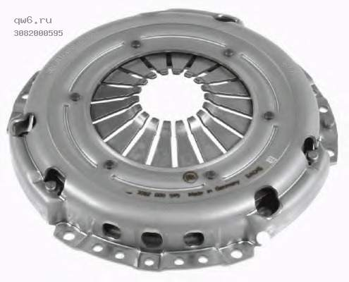 Фото запчасти Нажимной диск сцепления Mitsubishi Colt VI (МКПП 6-ступ.), Smart Fortwo (451), Forfour (454) (04-)