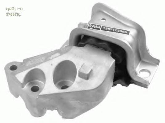 Фото запчасти Опора двигателя левая CITROEN JUMPER 2.2HDi, FIAT DUCATO 2.2D (250)