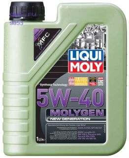 Фото запчасти НС-синт.мот.масло Molygen New Generation 5W-40 SN/CFA3/B4 (1л)