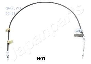 Фото запчасти Трос стояночного тормоза BC-H01