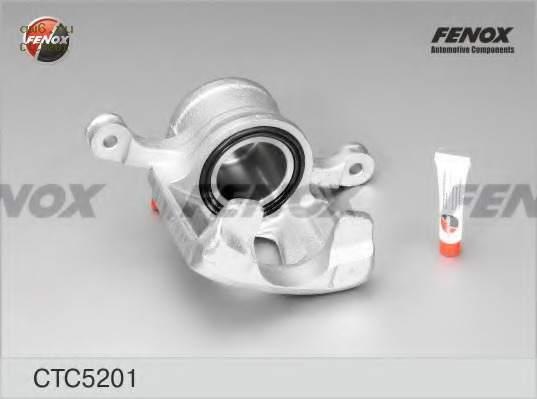 Суппорт передний левый AVEO (T250) CTC5201 FENOX