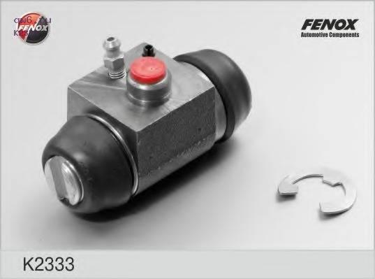 Цилиндр колесный FORD P100 87-, Transit 85-92 K2333 FENOX