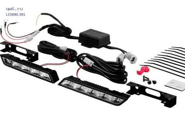 Фото запчасти Набор LED ходовых огней (с подключением к зажиганию) LEDriving PX-5 DRL 12.5W 5200K 12V 4052899170766