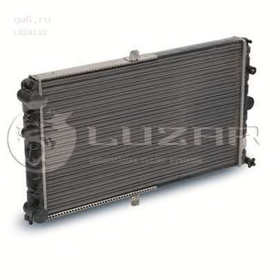 Фото запчасти Радиатор охл.алюм.инж. 2112 LRc0112