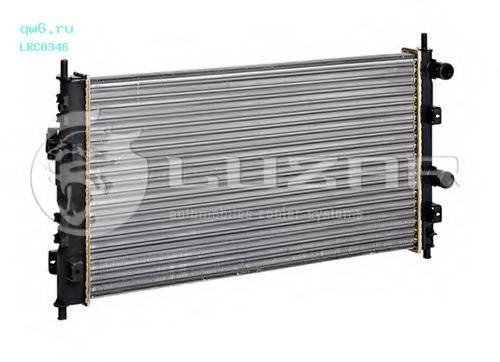 Фото запчасти Радиатор двигателя Chrysler Sebring/Dodge Stratus (01-) LRc0346