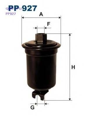 Фото запчасти фильтр топливный