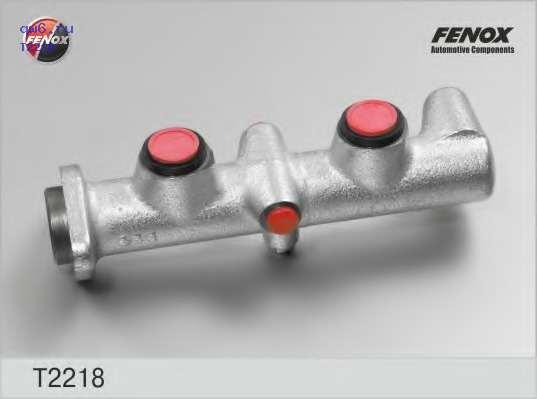 Фото запчасти Цилиндр тормозной главный FORD Fiesta (77-89),Escort(80-86)