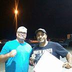 Curvelano lutador e campeão mundial de Kick Boxing esta em Alta