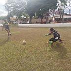 Peneirada de futebol Escolinha Filho do Vento
