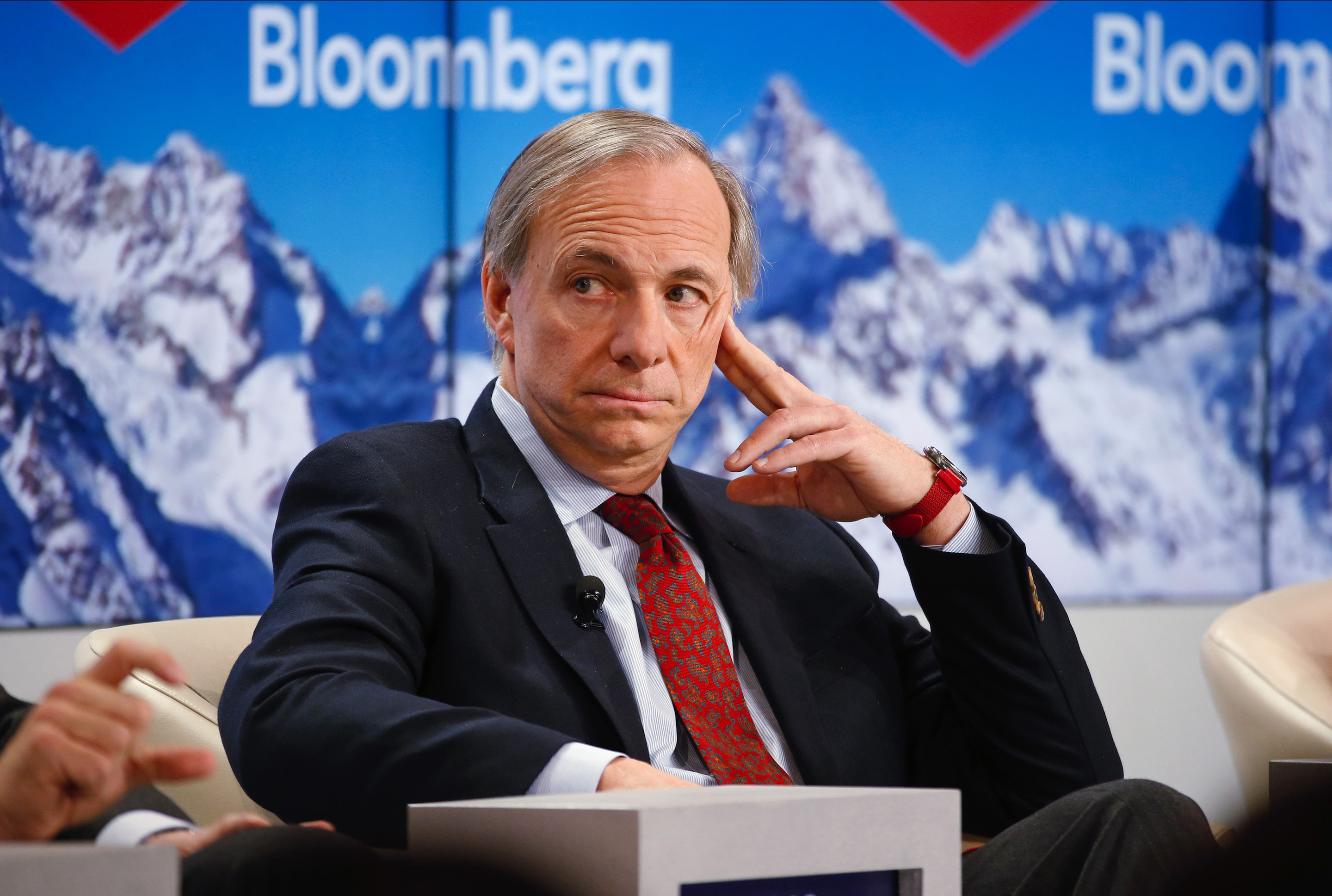 Ray Dalio at Davos World Economic Forum 2015