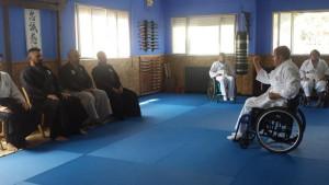 El Jujitsu celebra el final de curs