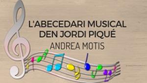 L'abecedari musical d'en Jordi Piqué - Andrea Motis