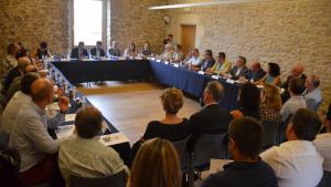 L'Escala acull una reunió de treball per avançar en la candidatura de la Costa Brava com a Reserva de la Biosfera