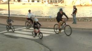 Torna la Festa del Pedal a l'Escala